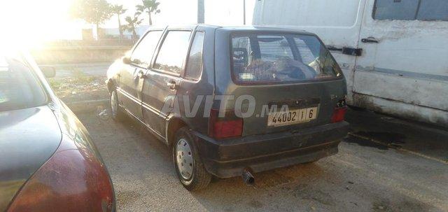 Voiture Fiat Uno 2001 au Maroc  Diesel  - 6 chevaux