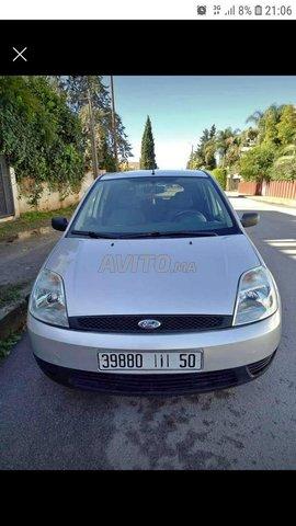 Voiture Ford Fiesta 2005 au Maroc  Essence  - 7 chevaux
