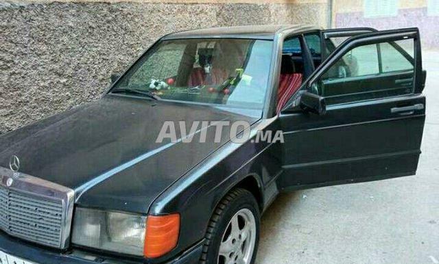 Voiture Mercedes benz R190 1992 au Maroc  Diesel  - 8 chevaux