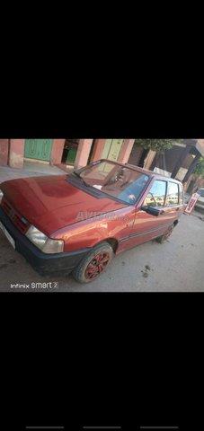 Voiture Fiat Uno 1990 au Maroc  Diesel  - 7 chevaux