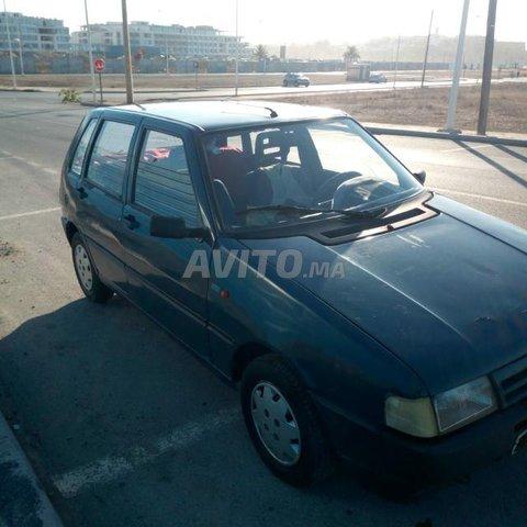 Voiture Fiat Uno 2000 au Maroc  Essence