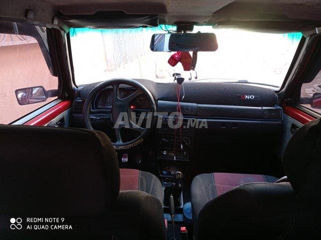 Voiture Fiat Uno 1993 au Maroc  Essence  - 6 chevaux