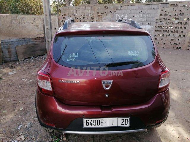 Voiture Dacia Sandero 2014 au Maroc  Diesel  - 6 chevaux