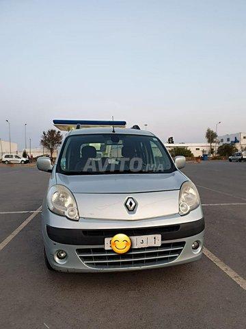 Voiture Renault Kangoo 2009 au Maroc  Diesel  - 6 chevaux