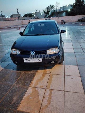 Voiture Volkswagen Golf 4 2002 au Maroc  Diesel  - 8 chevaux
