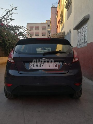 Voiture Ford Fiesta 2014 au Maroc  Diesel  - 6 chevaux