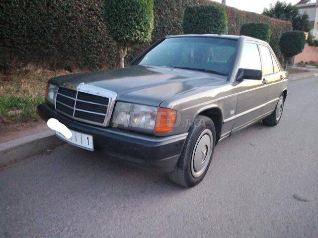 Voiture Mercedes benz R190 1985 au Maroc  Diesel  - 8 chevaux