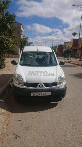 Voiture Renault Kangoo 2010 au Maroc  Diesel  - 6 chevaux