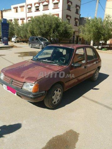 Voiture Peugeot 205 1987 au Maroc  Diesel  - 7 chevaux