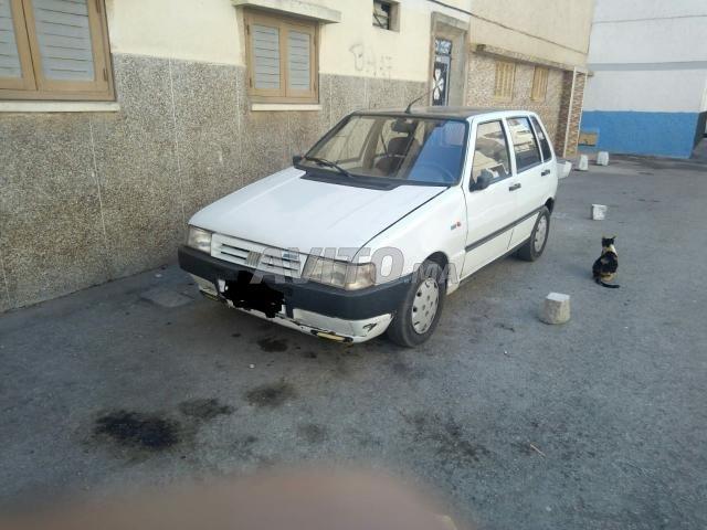 Voiture Fiat Uno 1996 au Maroc  Essence  - 6 chevaux