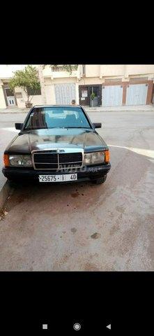 Voiture Mercedes benz R190 1985 au Maroc  Diesel