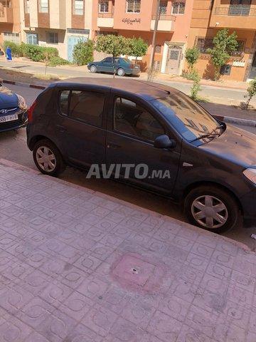 Voiture Dacia Sandero 2012 au Maroc  Diesel