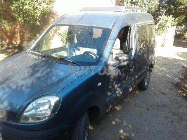 Voiture Renault Kangoo 2011 au Maroc  Diesel  - 6 chevaux