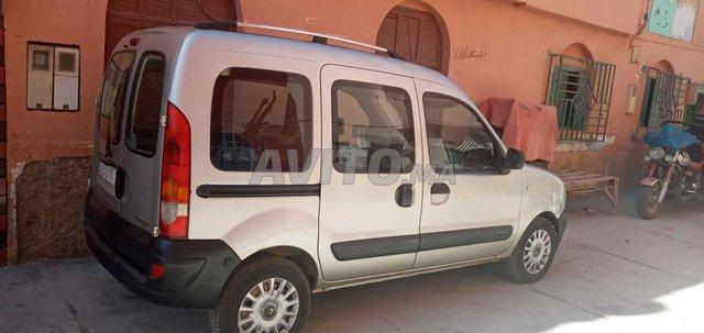 Voiture Renault Kangoo 2007 au Maroc  Diesel  - 6 chevaux