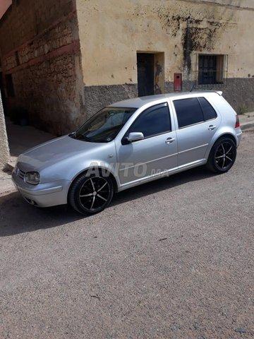 Voiture Volkswagen Golf 4 2000 au Maroc  Diesel  - 8 chevaux