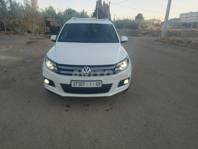 Voiture Volkswagen Tiguan 2018 au Maroc  Diesel  - 8 chevaux