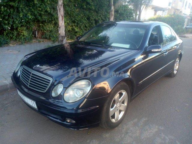Voiture Mercedes benz 270 2003 au Maroc  Diesel  - 11 chevaux