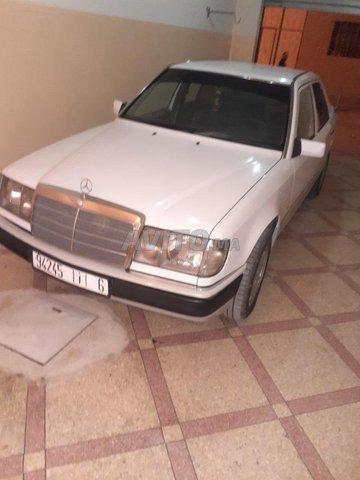 Voiture Mercedes benz R250 1991 au Maroc  Diesel  - 10 chevaux