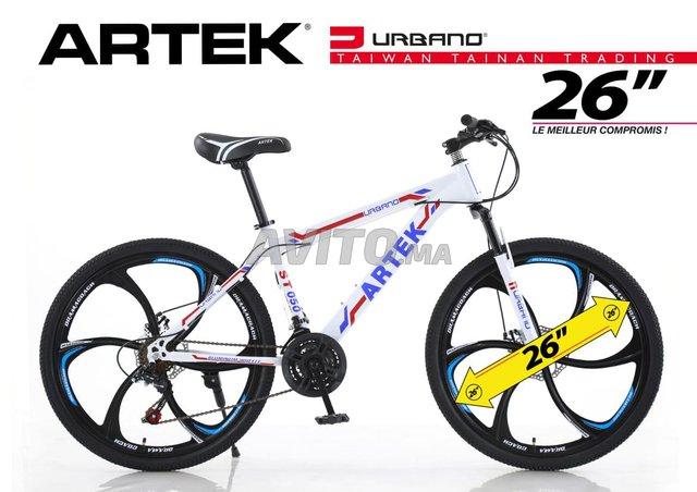 Vélos vtt neuf promo  - 2