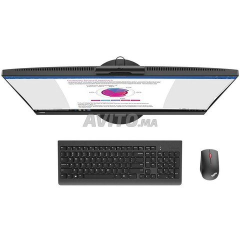 Lenovo V530 24ICB AIO 24p Tactile i5 -8G 256G SSD - 7