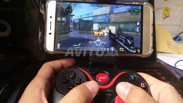 Bluetooth Manette de Jeu Controlle android PC - 1