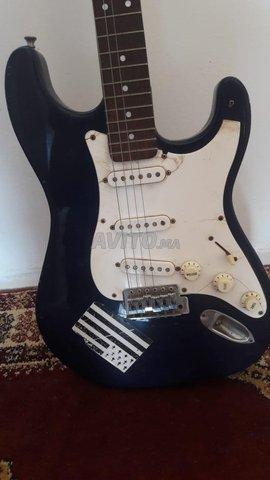 Guitare Electrique Asahi  - 3