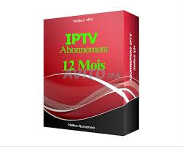 IPTV Professionnel 12 mois pour tout les appareils - 1