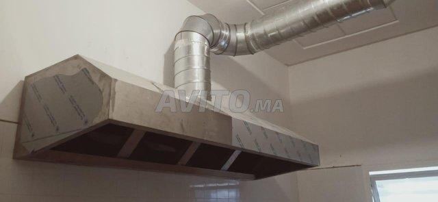 Climatisation Ventilation Hotte cuisine   - 4
