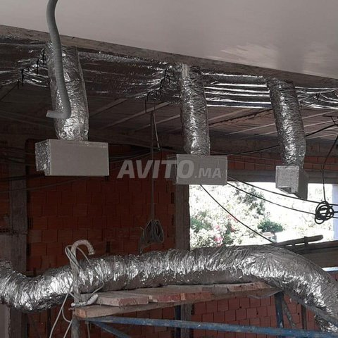Climatisation Ventilation Hotte cuisine   - 2