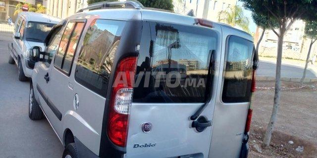 Voiture Fiat Doblo 2015 au Maroc  Diesel  - 5 chevaux