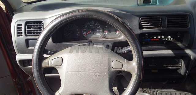 Voiture Suzuki Wagon r 1998 au Maroc  Essence  - 5 chevaux