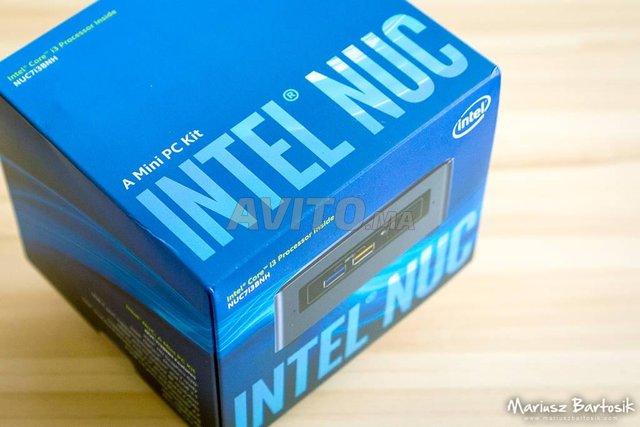 NEUF Intel NUC Mini Pc Kit NUC7i3BNK - 1