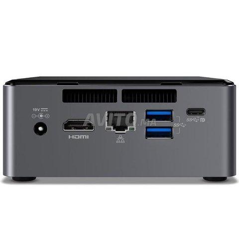 NEUF Intel NUC Mini Pc Kit NUC7i3BNK - 3