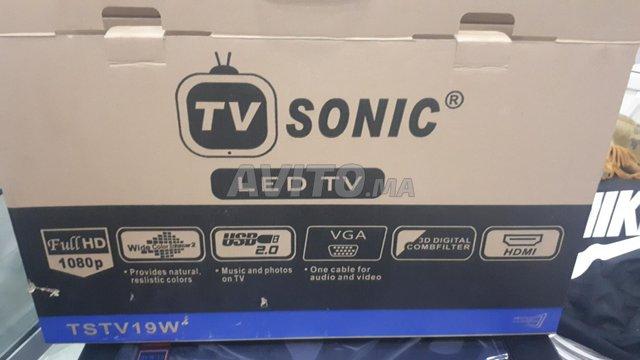 TV sonic LED  - 2