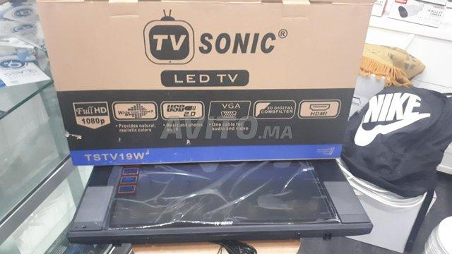 TV sonic LED  - 1