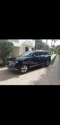 Voiture Volkswagen Touareg 2020 au Maroc  Diesel