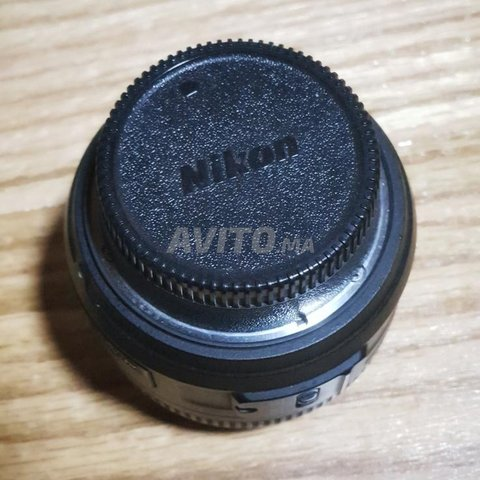 Nikon d5500 full accessoires  - 4