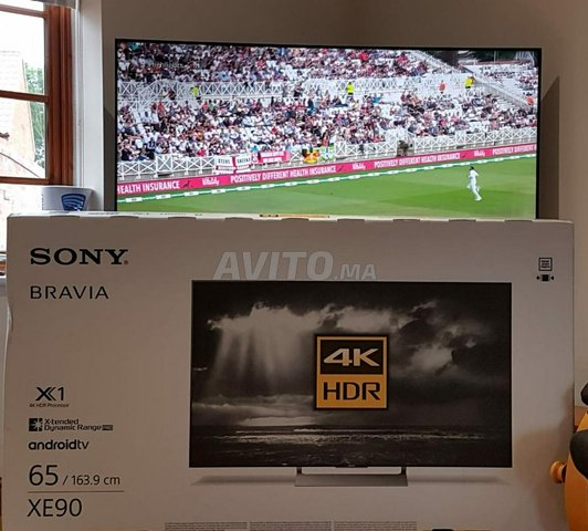 SONY TV KD65XE9005 ANDROID 4K IPTV EUROPE - 1