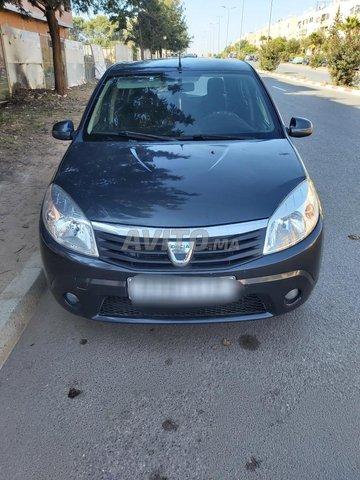 Voiture Dacia Sandero 2013 au Maroc  Diesel  - 7 chevaux
