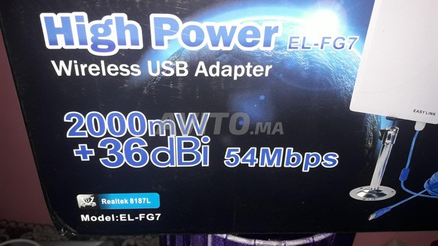 CLE WIFI 3000 INTERNET GRATUIT - 2