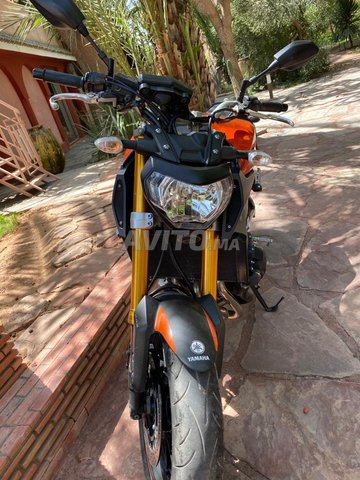 Yamaha MT 09 très bon état  - 3