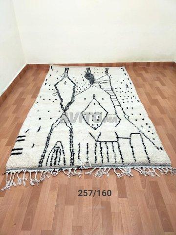 tapis berbere en laine - 1