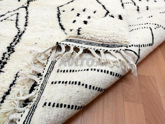 tapis berbere en laine - 2
