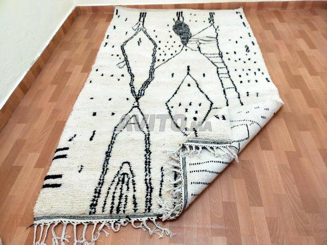 tapis berbere en laine - 4