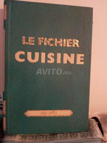 fichiers de cuisine a vendre  - 2