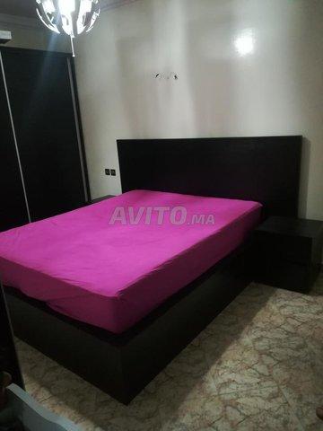 Meuble chambre à coucher complet  - 1