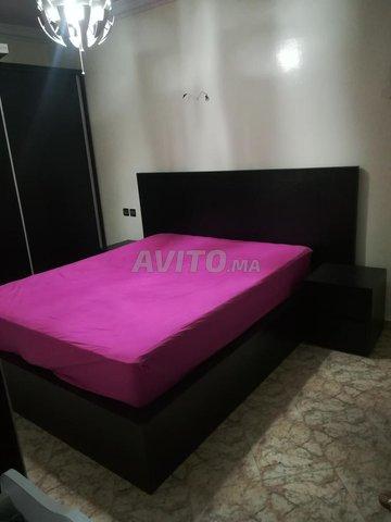 Meuble chambre à coucher complet  - 3