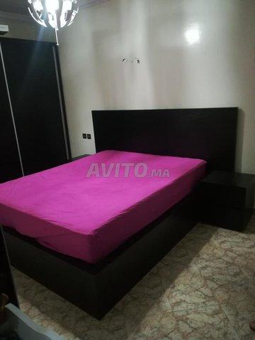Meuble chambre à coucher complet  - 2