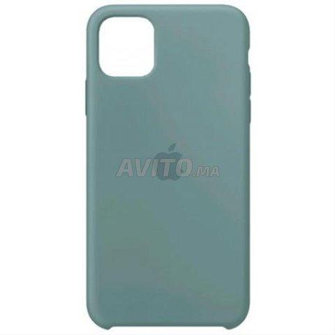 pochette silicone iphone 11 pro original - 1