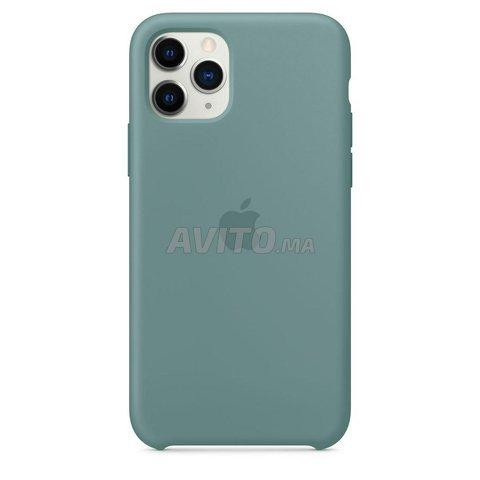 pochette silicone iphone 11 pro original - 3